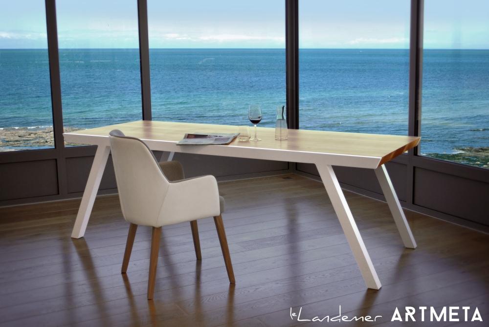 ARTMETA PROFIL table repas le landemer