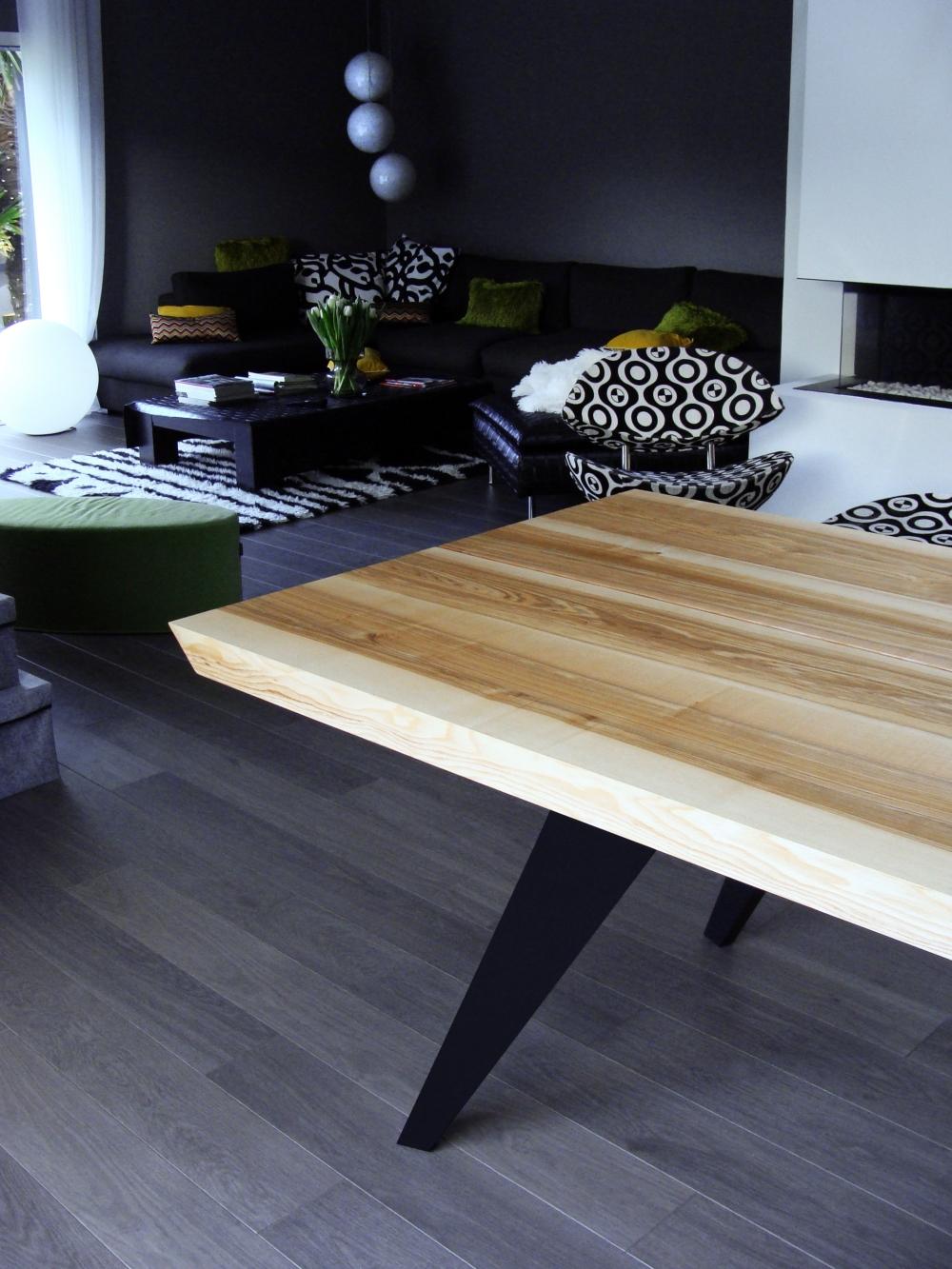 ARTMETA table amazone bois massif et metal avec allonges 16.jpg