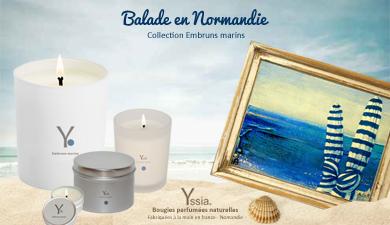 Yssia_bougies_parfumées_naturelles_balade_normande