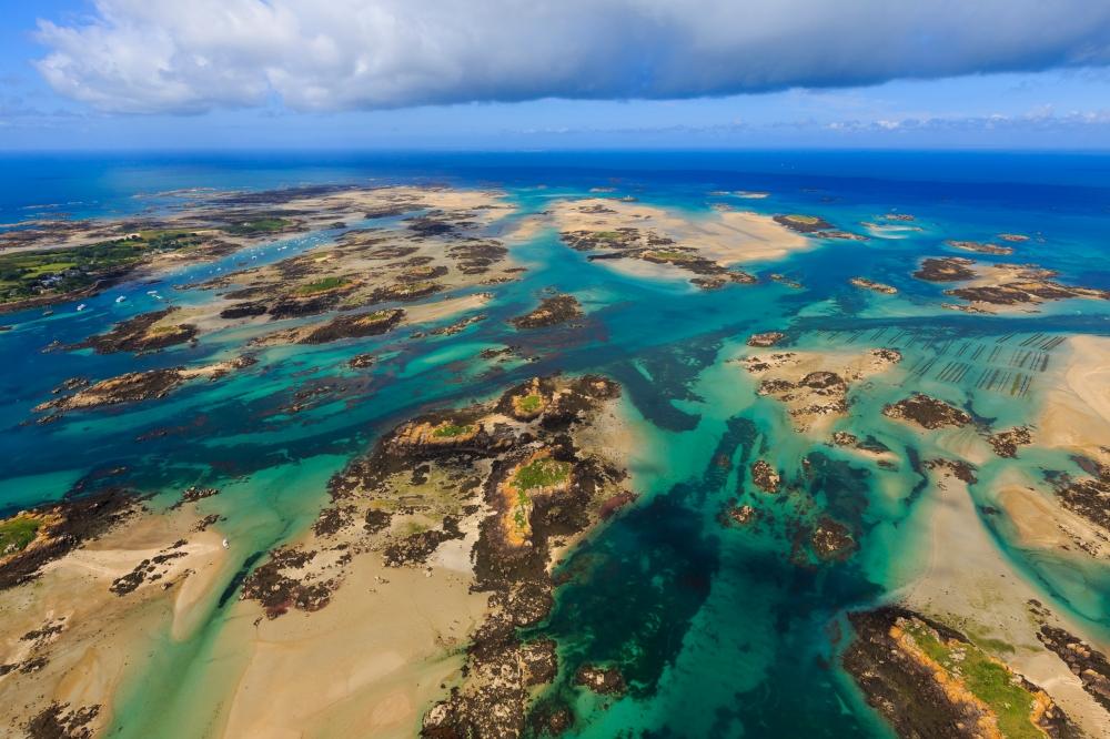 Archipel des iles Chausey